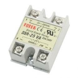 SSR-25VA/твердотельное реле/регулируемое резистором