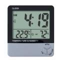 TL8001B/Термометр с влажностью и часами/