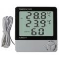 TL8010/Термометры наружный , внутренний и гигрометр/