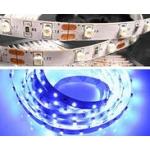 Светодиодная лента 3528-60B-8mm-12V-4,8W Ip65 /синий/