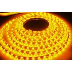 Светодиодная лента 3528-60Y-8mm-12V-4,8W Ip65 /желтая/
