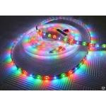 Светодиодная лента 3528-60RGB-8mm-12V-4,8W Ip65 /RGB/