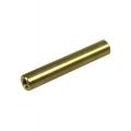 СТОЙКА КРУГЛ. PCSS-30mm /М3/гайка (Латунь)