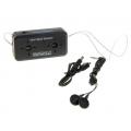 Радиоприемник МАГНИТОФОН  USB, AUX, TF дисплей