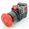 3SA12-22E-11ZS Кнопка-грибок /3SA8-BC42/красная