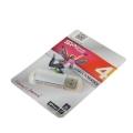 Флеш диск 4GB  USB2.0 Ultima II i-seria (серебрист)