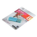 Флеш диск 8GB  USB2.0 Helios 101