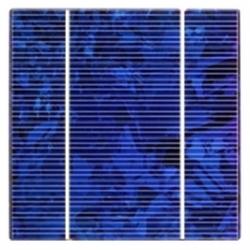 Элемент для  солнечной панели 4W/8А 0.5В/ (156*156 мм)