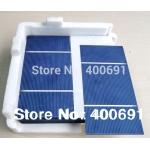 Элемент для  солнечной панели 1.05W/2А 0.5В/ (39X156 мм)