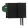 L-1384AL/1GD светодиод зеленый 3.4мм 20мКд