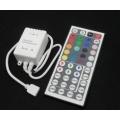 Контроллер 2 для LED RGB модулей/лент 12V 40W с пультом ДУ (44 кнопки)