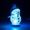 Снеговичок (акрил)
