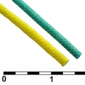 Трубка ТКСП (D-5mm)желтая
