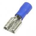 F1-6.4VF клемма изолированная (синий)