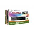Цифровой эфирный ресивер DVB-T2  SELENGA-T40