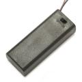 Батарейный отсек 5004  1*AA закрытй