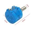 К   1.0 К /3590S-2-102L/Резистор подстроечный 2Вт