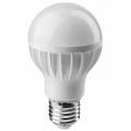 Лампа светодиодная ECOLA шар 9.2W E27 2700К