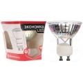 Лампа светодиодная ЭКОНОМКА 5W  GU10  340Lm  4500 K