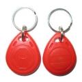 Брелок RFID красный  13,5 МГц  Mifare