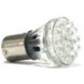 Лампа светодиод. авто. 1157-24led белая