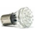 Лампа светодиод. авто. 1157-24led красная