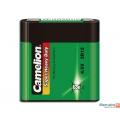 эл.питания Camelion HEAVY DUTY Green  3R12 4.5V