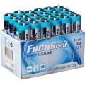 эл.питания Focusray Super Alkaline LR06/316 AA (BOX24)
