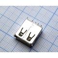 USB A-05-A  ВИЛКА НА ПЛАТУ